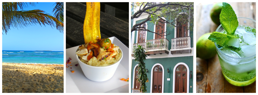 Beaches food history and rum make Puerto Rico the perfect place for your bachelorette Party